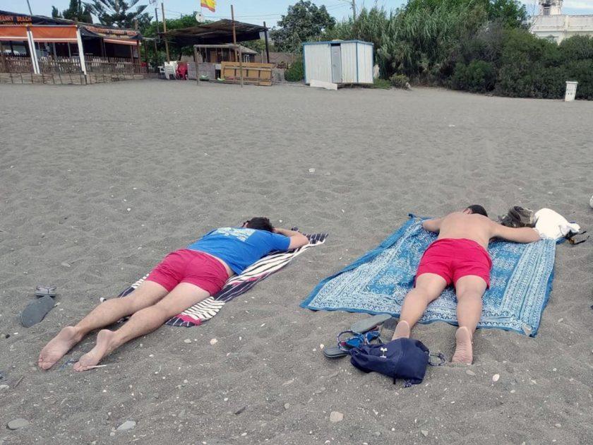 Tranqui beach