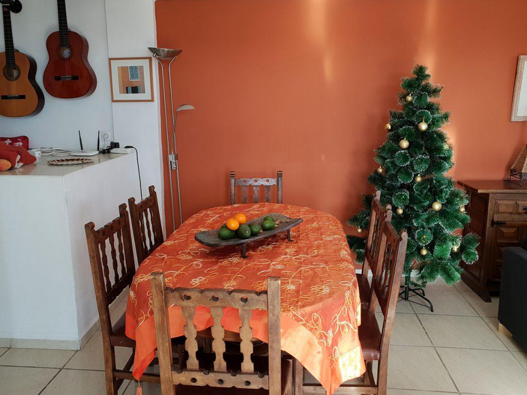 Holiday Home Encantada living room