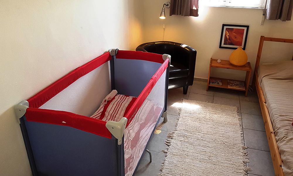 Encantada baby bed