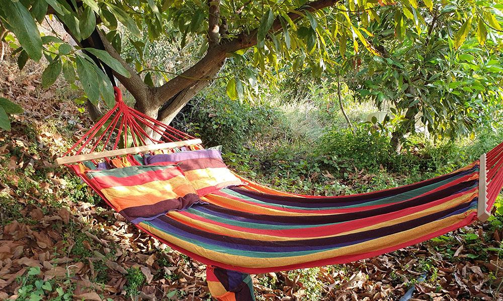 Encantada hammock