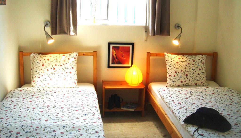 Encantada double bedroom