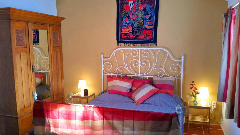Encantada annex double bed