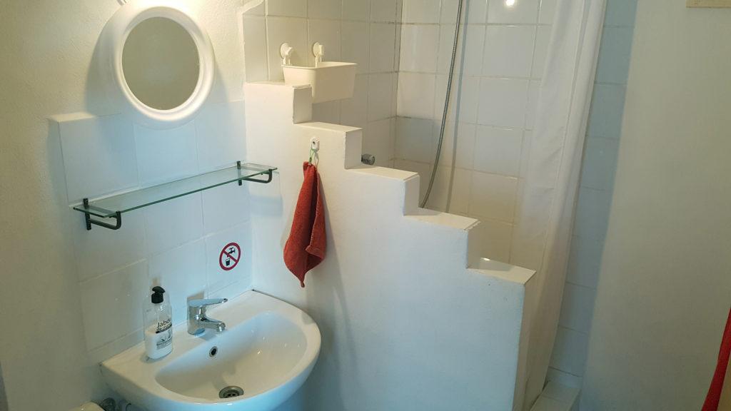 Encantada annex bathroom