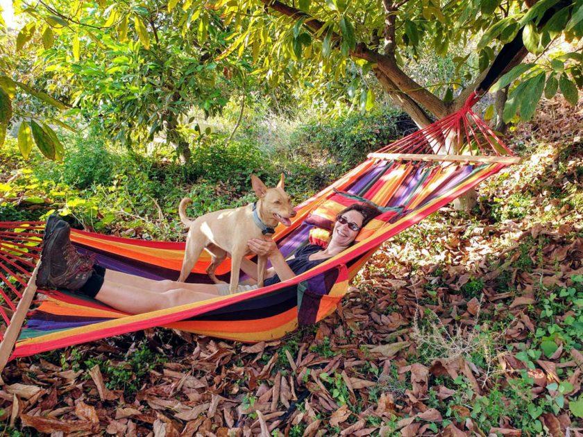 Encantada double hammock