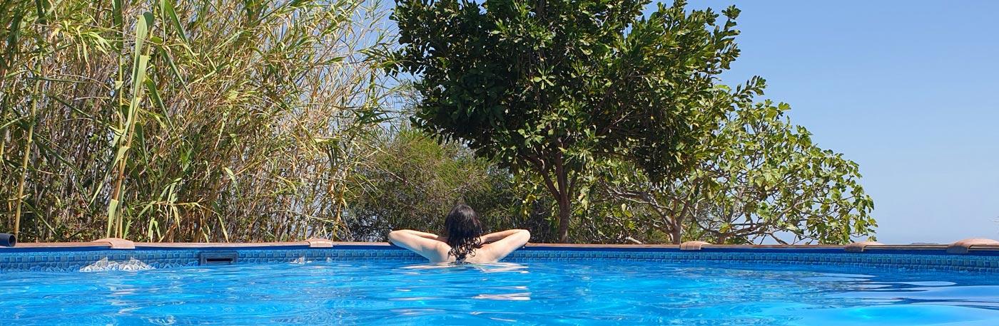 Encantada pool infinity
